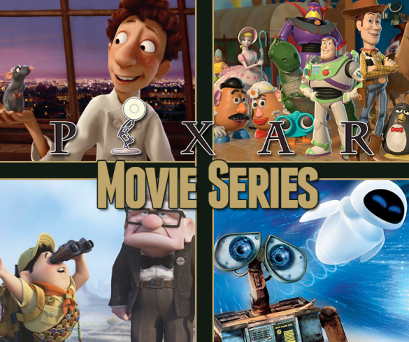 Podcast: Pixar Movie Series