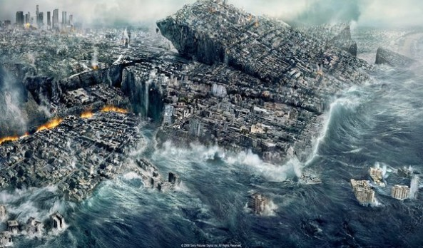Top 10 InSession List: Disaster Movies