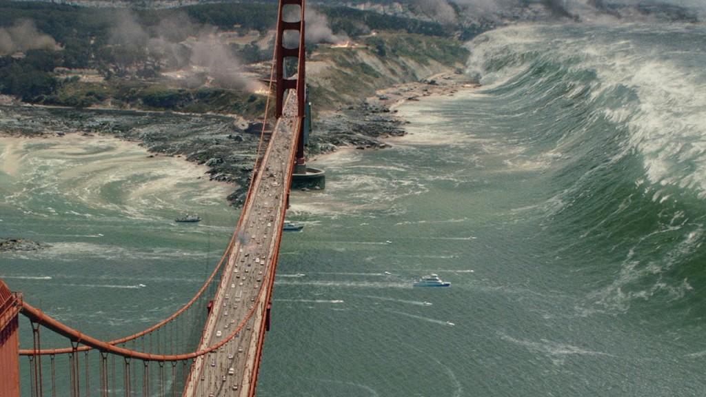 San Andreas movie - The Rock