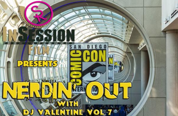 Podcast: Nerdin' Out Vol 7 – Ep. 126 Bonus Content