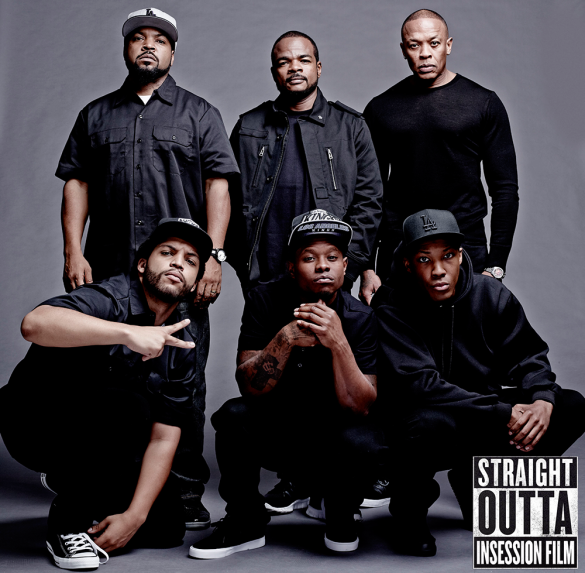 Podcast: Straight Outta Compton, Top 3 Music Biopics – Episode 130