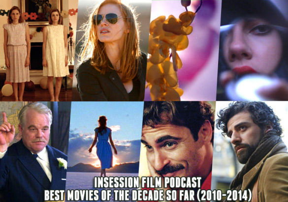 Podcast: Top 5 Movies of the Decade (so far) – Episode 133
