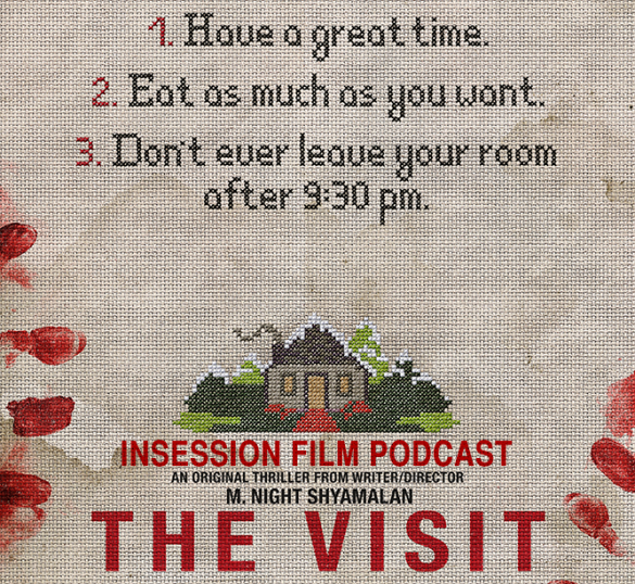Podcast: The Visit, Top 5 2015 Fall Films – Episode 134
