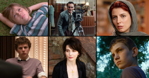 List: Top 10 Movies of the Decade so far (2010-2014)