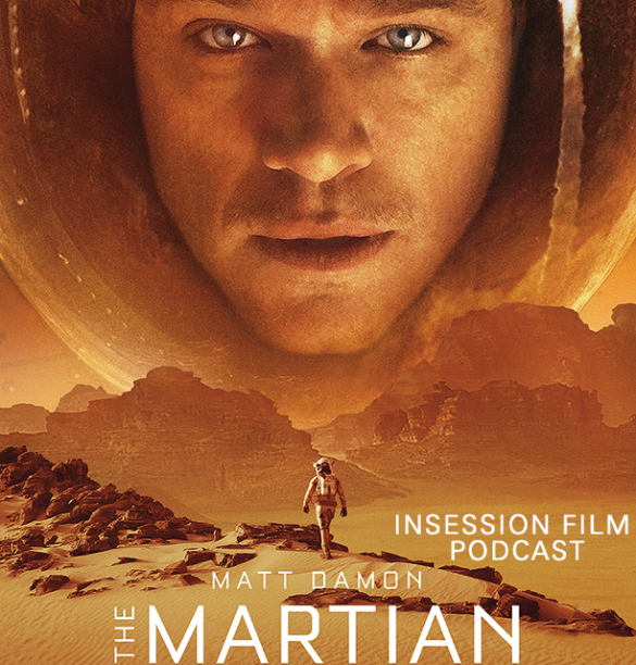 Podcast: The Martian, Top 3 Abandoned Characters, Sicario – Episode 137