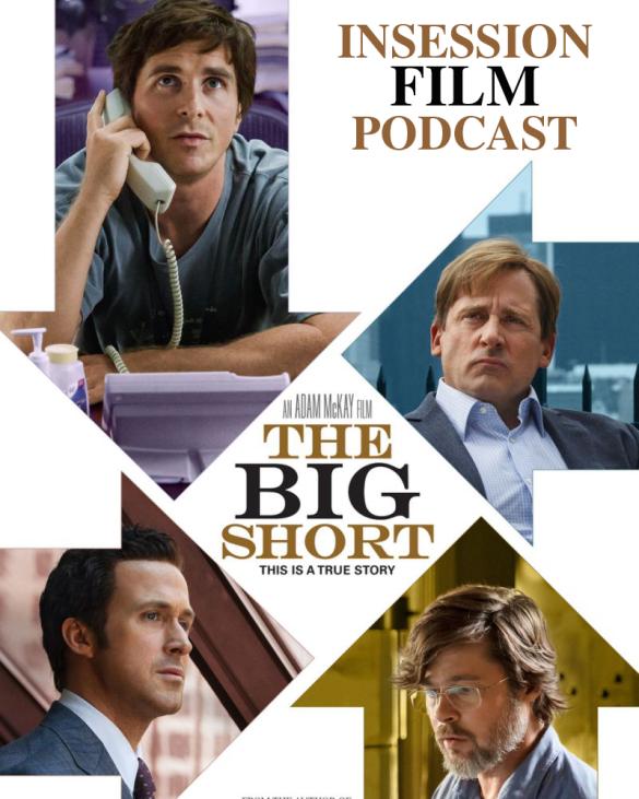 Podcast: The Big Short, Carol – Extra Film