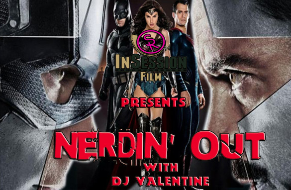 Podcast: Nerdin' Out Vol 10 – Ep. 146 Bonus Content