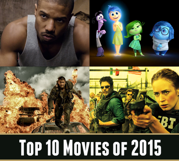 Podcast: Top 10 Movies of 2015 – Episode 152 (Part 2)