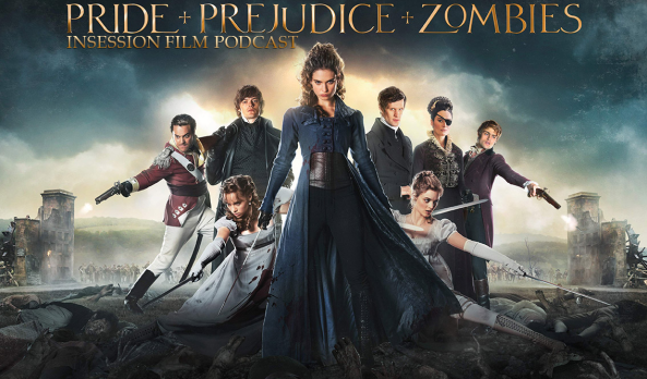 Podcast: Regression, Pride and Prejudice and Zombies – Extra Film