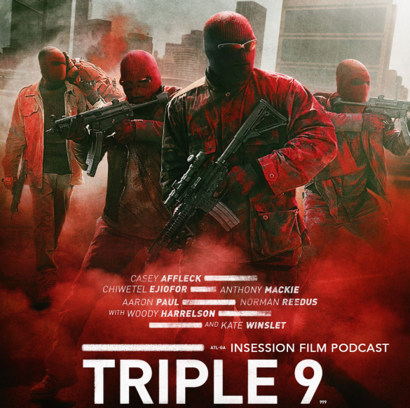 Podcast: Triple 9, The 2016 Oscars – Episode 158