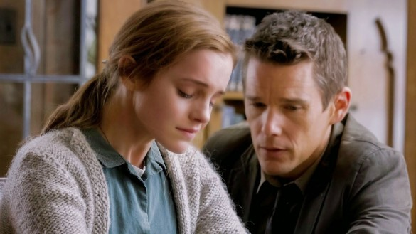 Movie Review: Regression can't find any progression