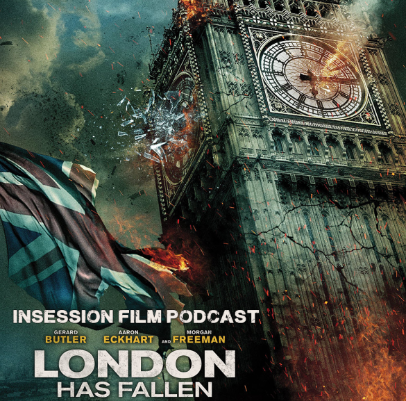 Podcast: London Has Fallen, Oscars Reaction, Ivan's Childhood – Episode 159