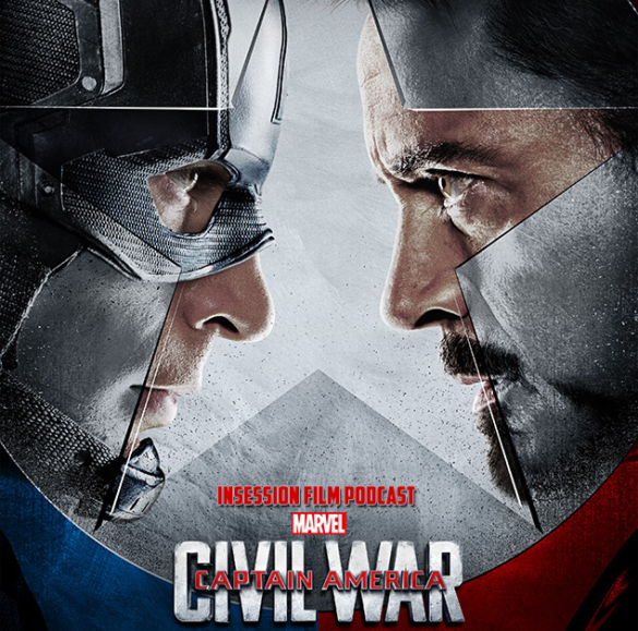 Podcast: Captain America: Civil War – Episode 168