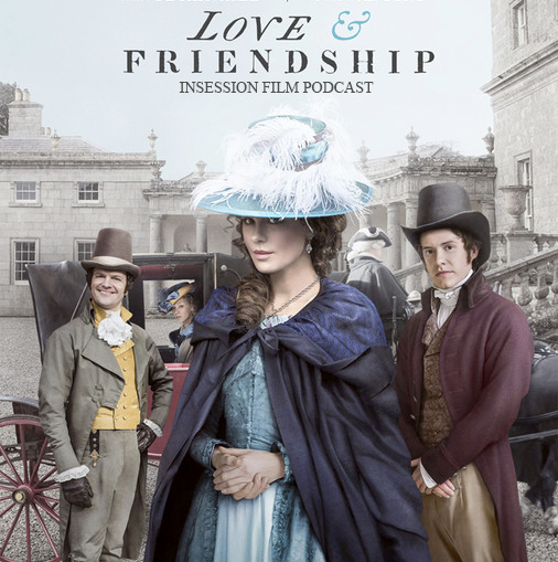 Podcast: Love & Friendship, A Bigger Splash – Extra Film