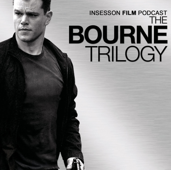 Podcast: Bourne Trilogy Retrospective – Extra Film