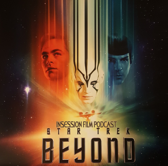 Podcast: Star Trek Beyond, Top 3 Movie Captains, The 400 Blows – Episode 179