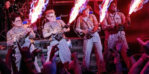 Movie Review: Ghostbusters delivers the funny, you should give it a chance