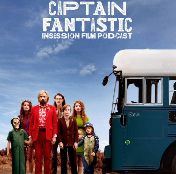 Podcast: Captain Fantastic, Hunt for the Wilderpeople – Extra Film