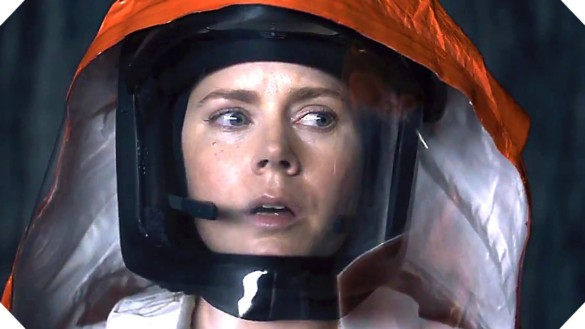 Movie Review: Arrival is beautiful and brilliant