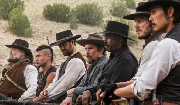 Featured: Anticipating The Magnificent Seven