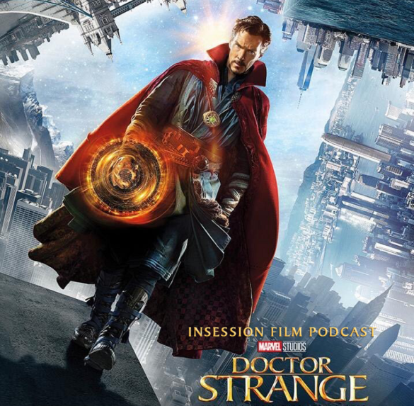 Podcast: Doctor Strange, Top 3 Directors Out Of Their Element, The Deathly Hallows (P1) – Episode 194