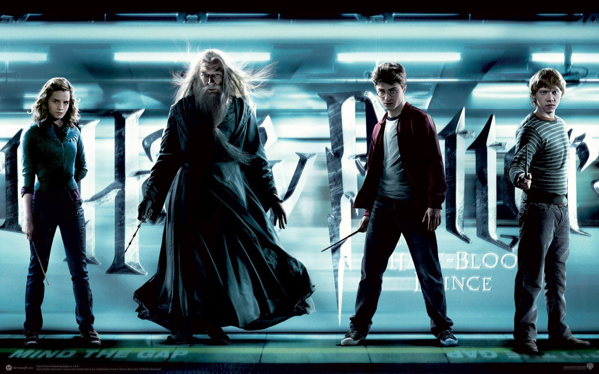 Podcast: Harry Potter and the Half-Blood Prince – Ep  193