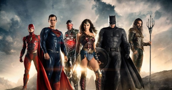 Featured: Anticipating 'Justice League'