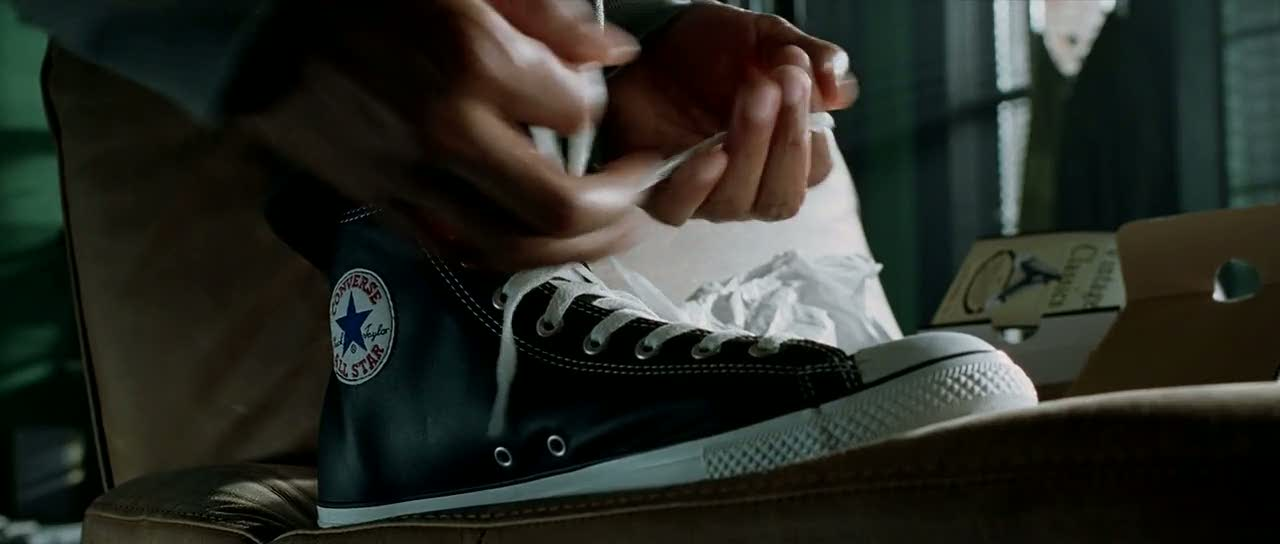 I Robot Will Smith Converse Shoes