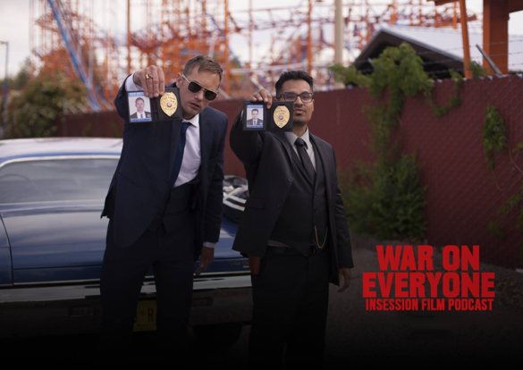 Podcast: War on Everyone, Gimme Danger – Extra Film
