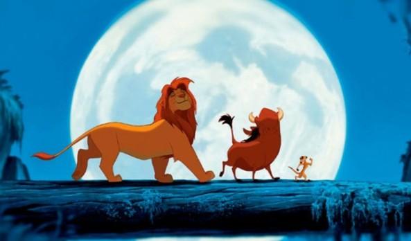 Guest Appearance: The Lion King – Walt Sent Me