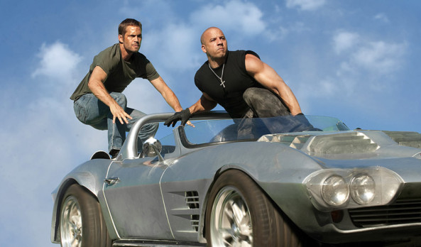 Poll: What is your favorite Fast and Furious film?