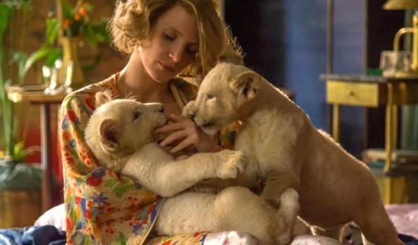 Movie Review: The Zookeeper's Wife is inspiring and emotionally stirring