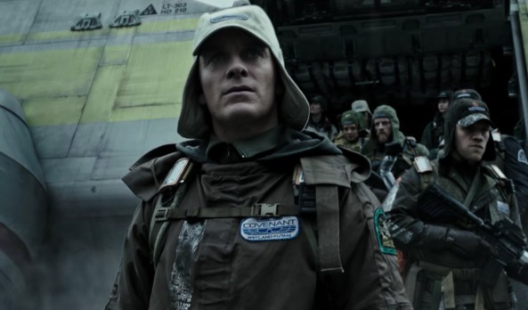 Movie Review: Ridley Scott brings solid horror and thrill to Alien: Covenant