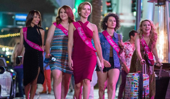 Movie Review: 'Rough Night' is, well, pretty rough
