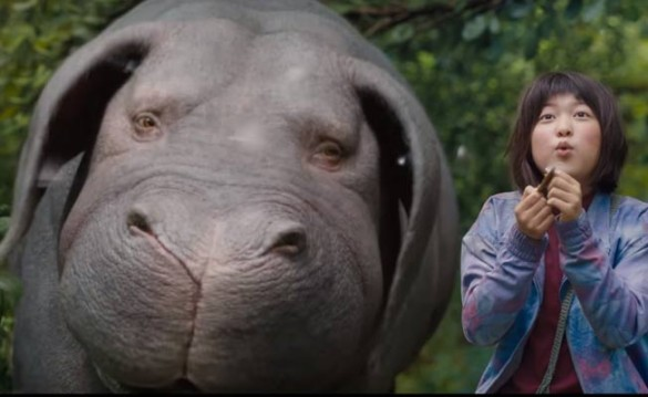 Movie Review: 'Okja' is heartfelt and beautiful