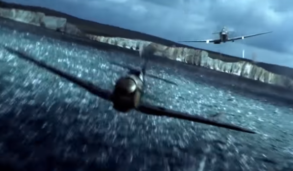 Poll: Which WWII film features the best dogfighting action scenes?