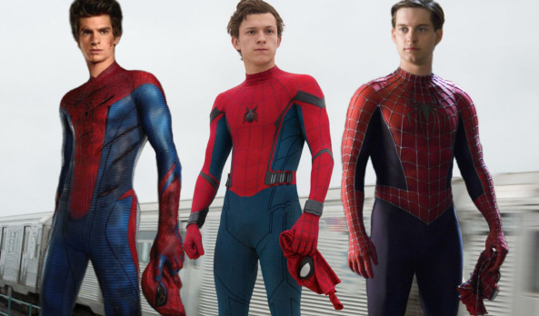 Poll: Of the three actors to play the web-slinger, who is your Spider-Man?