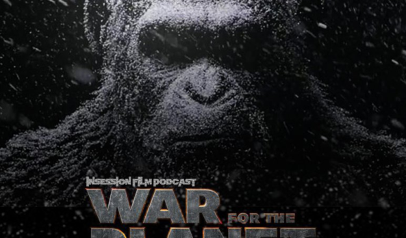 Podcast: War for the Planet of the Apes, Top 3 Scenes in Planet of Apes Franchise – Episode 230
