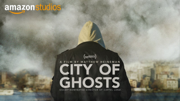 Movie Review: 'City of Ghosts' proves that even the weightiest of subjects can perform agile feats