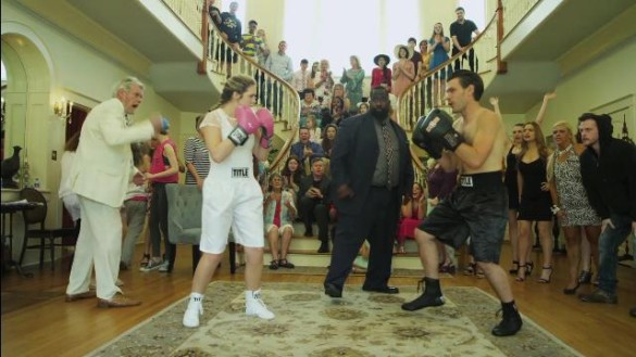 "Interview: ""Fighting Belle"" director Sean Riley"