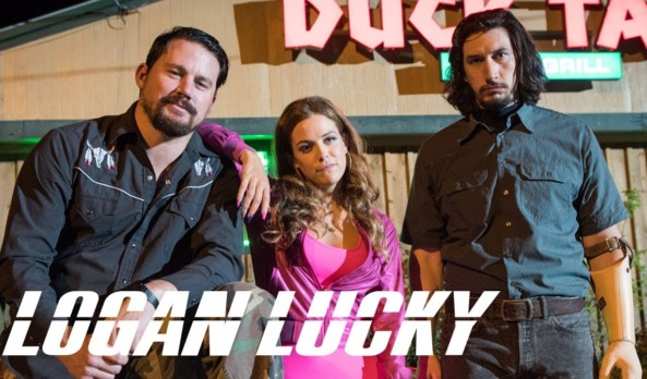 Featured: Anticipating 'Logan Lucky'