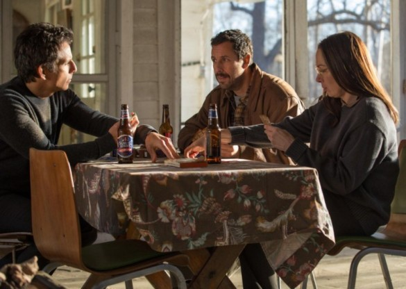 Movie Review: 'The Meyerowitz Stories' is a warm and moving tale of reconnection