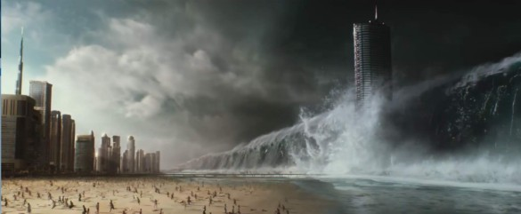 Movie Review: 'Geostorm' is the environmental disaster action thriller you didn't know you wanted, in spaaaaace!
