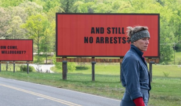Movie Review: 'Three Billboards Outside Ebbing, Missouri'; a testament of justice and morality