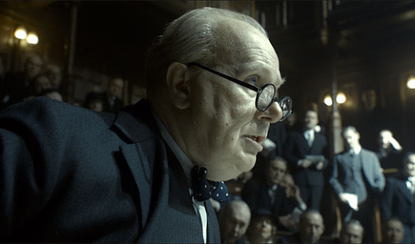 Movie Review: Winston Churchill comes alive in 'Darkest Hour'