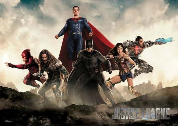 Movie Review: Well, well, 'Justice League' is ultimately up to snuff