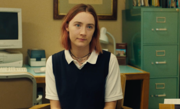 Movie Review: High-flying Ronan has 'Lady Bird' soaring