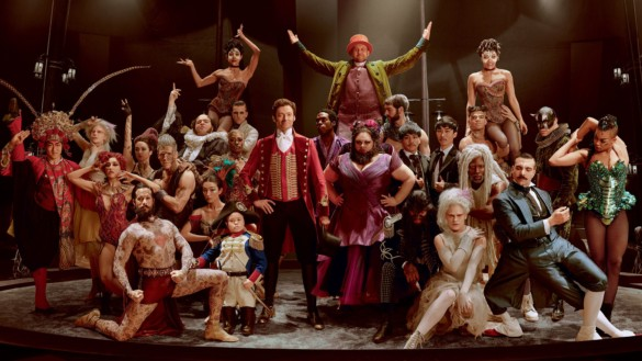 Movie Review: Even with its passion, 'The Greatest Showman' just falls short