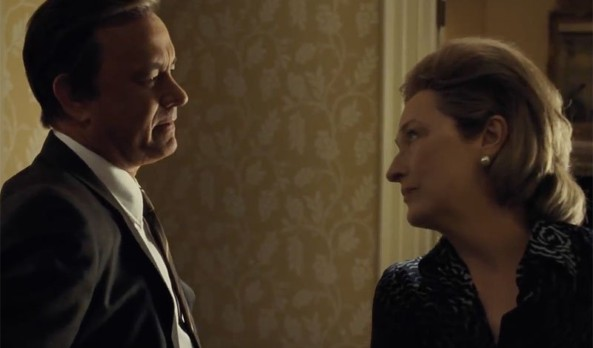 Movie Review: 'The Post' aptly reflects 2017