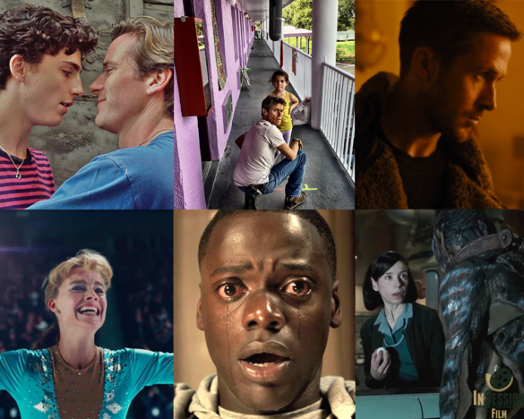 Preview: InSession Film Awards / Top 10 Movies of 2017